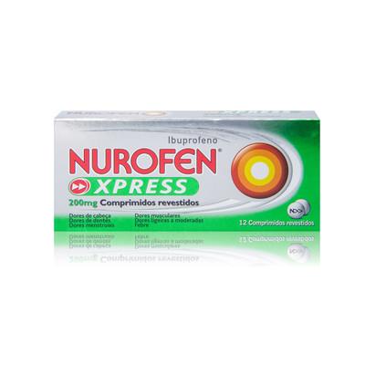 Nurofen Xpress 12 comp