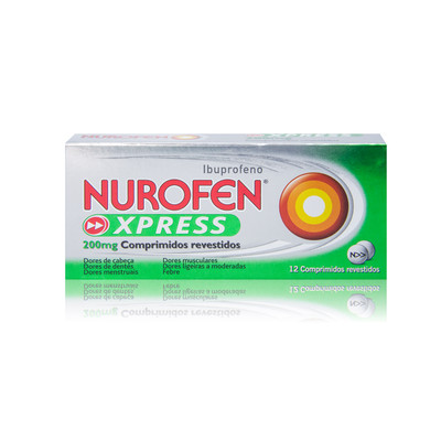 Nurofen Xpress 12 comp