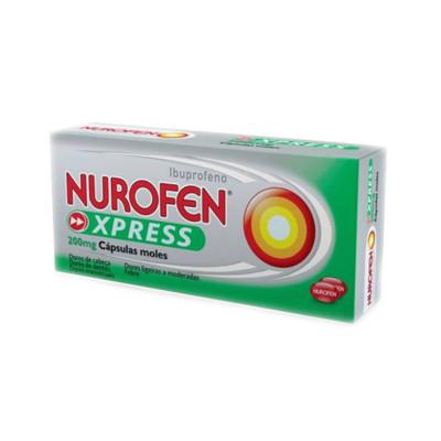 Nurofen Xpress 20 cáps