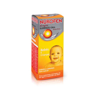 Nurofen Suspensão Oral 150 ml