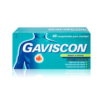 Gaviscon Menta 48 comp