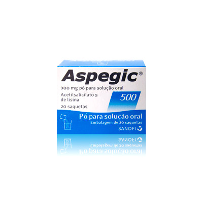 Aspegic 20 Saquetas