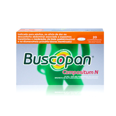 Buscopan Compositum N 20 comp