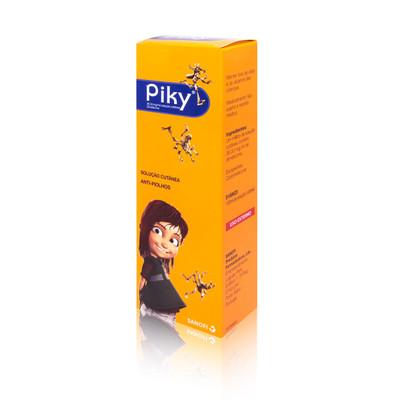 Piky Solução Cutânea 100 ml