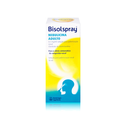 Bisolspray Nebulicina Adulto 10 ml