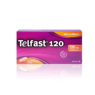 Telfast 10 Comprimidos