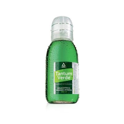 Tantum Verde Solução Bucal 240ml