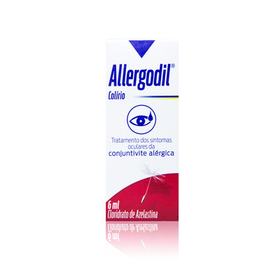 Allergodil Colírio 6 ml