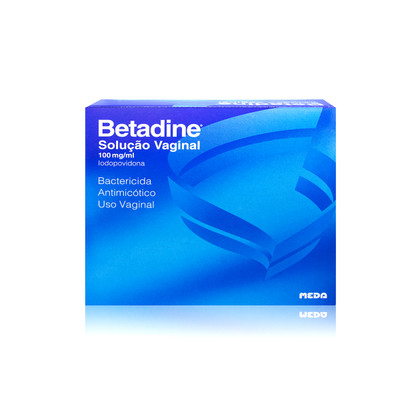 Betadine Solução Vaginal 200 ml
