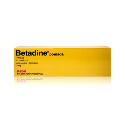 Betadine Pomada 100 g