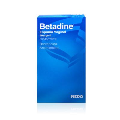 Betadine Espuma Vaginal 200 ml