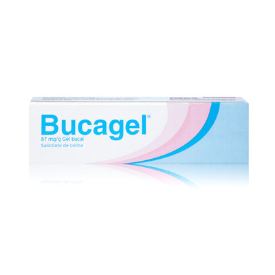 Bucagel Gel Bucal 10 gr