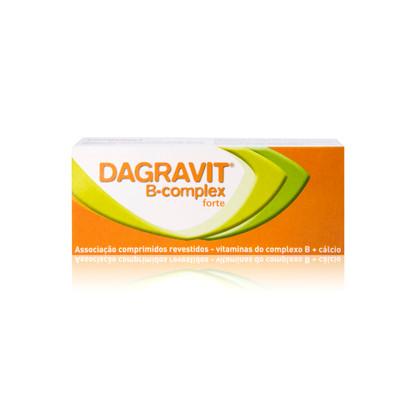 Dagravit B Complex Forte 30 comp