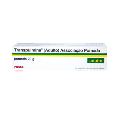 Transpulmina Adulto 20 gr