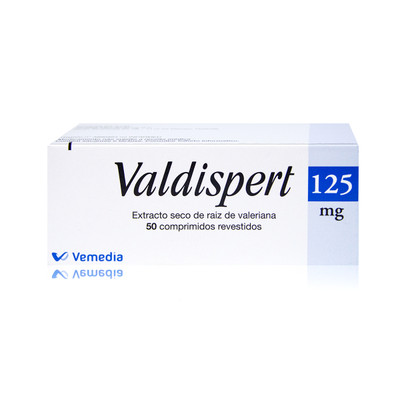 Valdispert 125 mg 50 comp