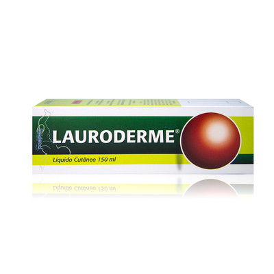 Lauroderme Líquido Cutâneo 150 ml