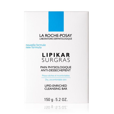 La Roche-Posay Lipikar Surgras Sabonete Fisiológico 150 gr