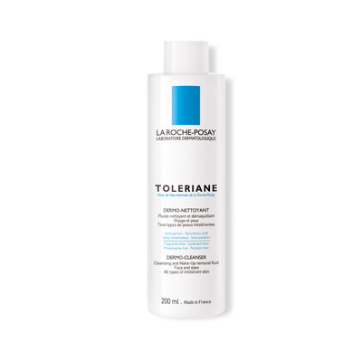 La Roche Posay Toleriane Fluído Dermo-Nettoyant Desmaquilhante
