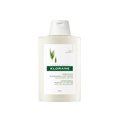 Klorane Champô Extra Suave Leite de Aveia | 200 ml