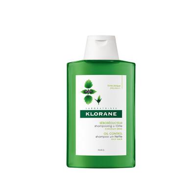 Klorane Champô Seborregulador Ortiga Branca | 200 ml