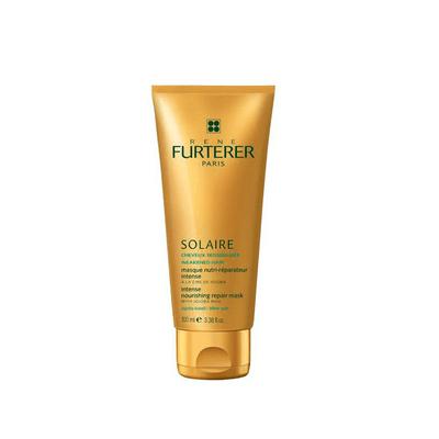 René Furterer Solaire Máscara Nutri-Reparadora Intensa Pós Solar 100 ml
