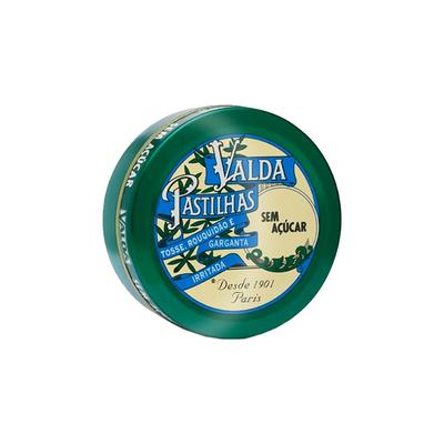 Valda Pastilhas Sem Açúcar 50 gr
