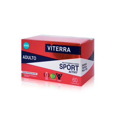 Viterra Sport Activit Adulto 60 comp