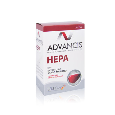 Advancis Hepa 60 cáps
