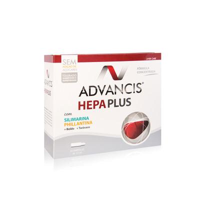 Advancis Hepa Plus Ampolas 20x15 ml