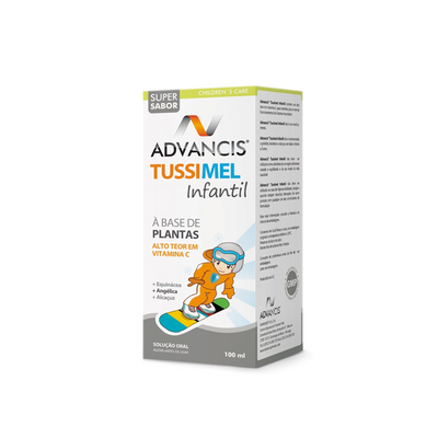 Advancis Tussimel Infantil Xarope 100 ml