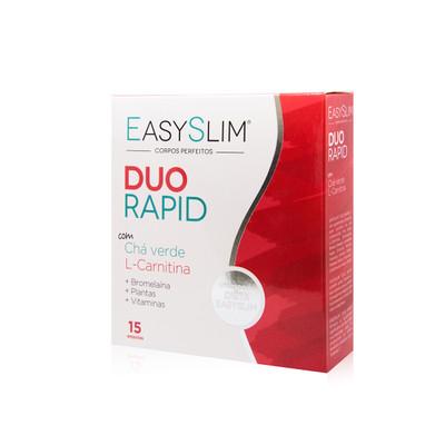 EasySlim Duo Rapid Ampolas 15x10 ml