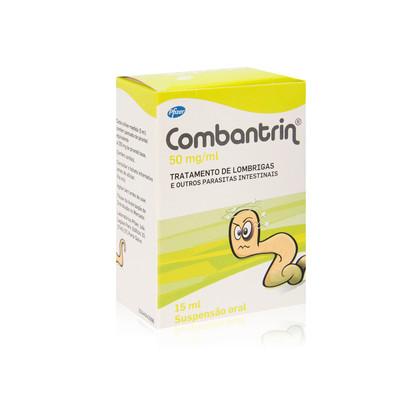 Combantrin Suspensão Oral 15 ml
