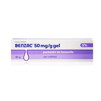 Benzac 5 Gel 40 gr