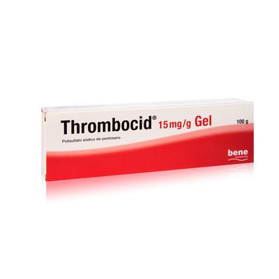 Thrombocid Gel 100 gr