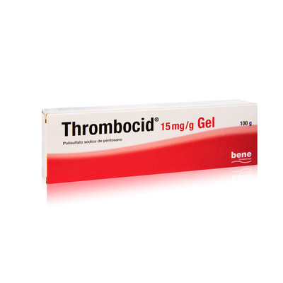 Thrombocid Gel 100 gr