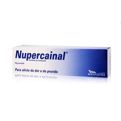 Nupercainal Pomada 20 gr