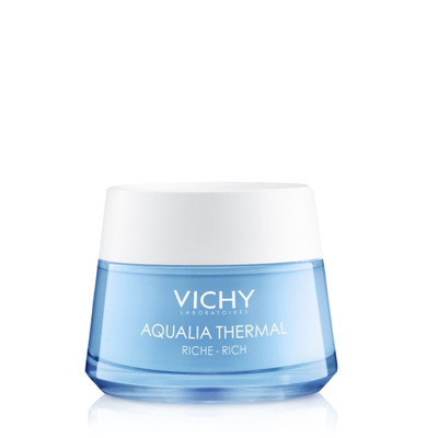 Vichy Aqualia Thermal Creme Rico Dia e 50 ml