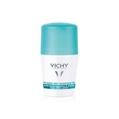 Vichy Deo Roll-On 48h Antimanchas 50 ml