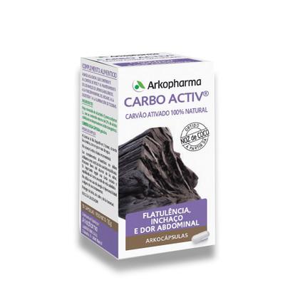 Arkopharma Arkocápsulas Carbo Activ 48 cáps