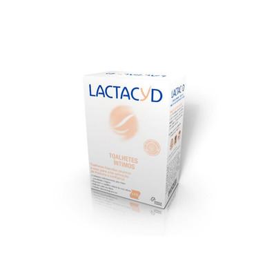 Lactacyd Íntimo 10 Toalhetes
