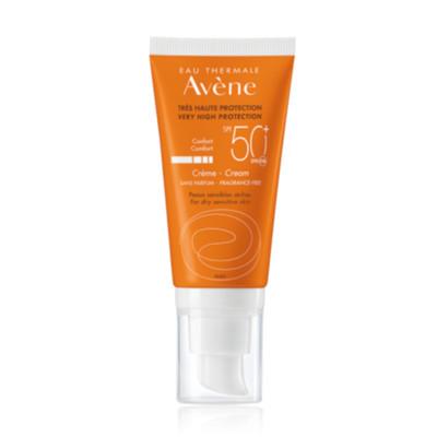 Avène Solar Creme Incolor SPF50+ 50 ml