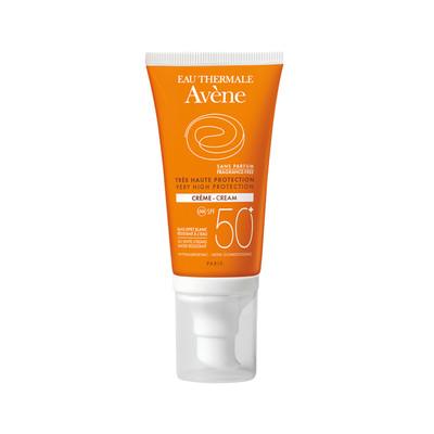 Avène Solar Creme sem Perfume SPF50+ 50 ml