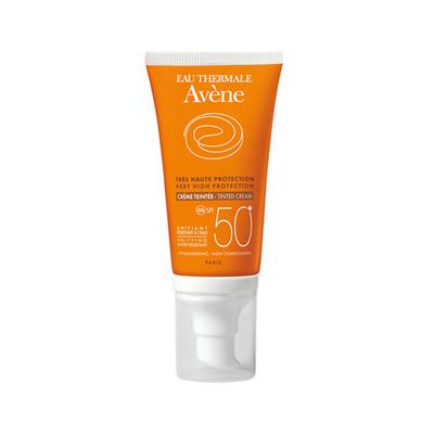 Avène Solar Creme com Cor SPF50+ 50 ml