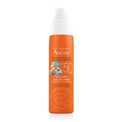 Avène Solar Spray SPF50+ Criança 200 ml