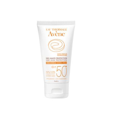 Avène Solar Creme Mineral SPF50+ 50 ml