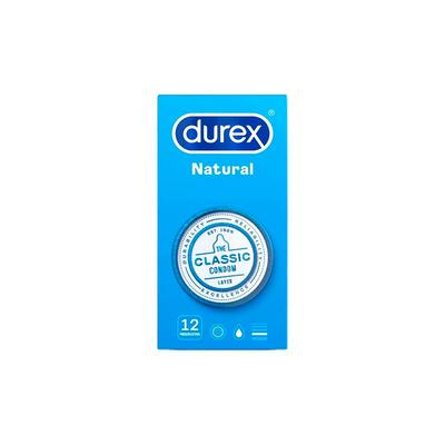 Durex Natural Plus/Comfort Preservativos