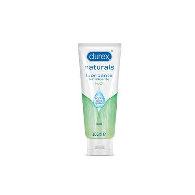 Durex Naturals H2O Lubrificante 100 ml