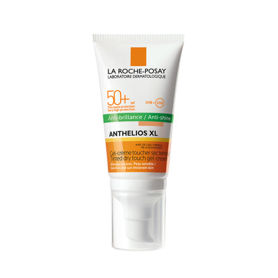 La Roche Posay Anthelios XL Gel-Creme Toque Seco Antibrilho c/Cor SPF50+ 50 ml