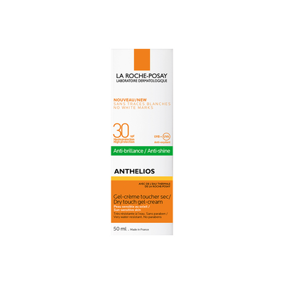 La Roche-Posay Anthelios Gel-Creme Toque Seco SPF30 Anti-Brilho 50 ml
