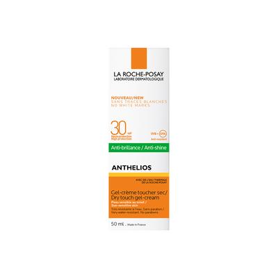 La Roche-Posay Anthelios Gel-Creme Toque Seco SPF30 Anti-Brilho 50 ml
